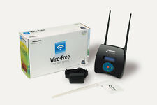 Perimeter WiFi Wireless Dog Fence 1 Dog  2+ Acre Rechargeable 50 FREE Flags