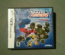 Transformers Animated: The Game (Nintendo DS, 3DS 2008) Tested, Complete
