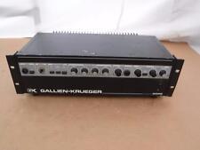 GALLIEN-KRUEGER 800RB BASS AMPLIFIER HEAD ^