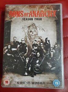 Sons Of Anarchy : Season 4 dvd