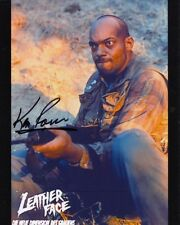 KEN FOREE signed Autogramm 20x25cm TEXAS CHAINSAW in Person autograph COA