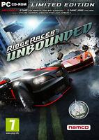 Ridge Racer Unbounded, Limited Edition, PC, Vollversion mit DVD, NEU & OVP