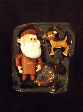 MEMORY LANE SKINNY SANTA CLAUS RUDOLPH ISLAND OF MISFIT TOYS PLAYING MANTIS