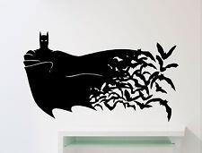 Batman Wall Decal Dark Knight Vinyl Sticker Superheroes Art Decor Mural (388xx)