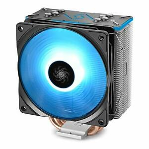 GAMMAXX GT BK, CPU Air Cooler, SYNC RGB Fan and Top Cover, Cable or