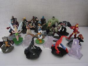 Disney Infinity 2.0 - gebrauchte Figuren, Set's und Spiele - zum aussuchen