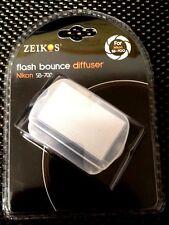 Zeikos Electronics ZE-HD700Hard Flash Diffuser fNikon SB-700 AF  SB700