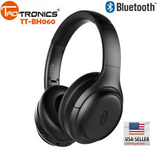 TaoTronics TT-BH060 Active Noise Cancelling Headphones 2019 upgraded SB11