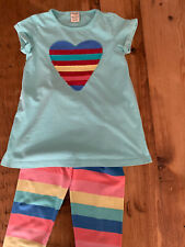 Girls Frugi Outfit, 6-7 Years.