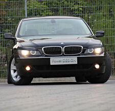 Eyebrows for BMW 7 E65 / E66 2005-2008 headlight eyelids lids ABS Plastic
