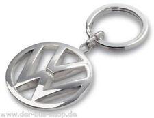 VW - Schlüsselanhänger - Logo Chrom - original - NEU