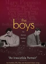 Boys: The Sherman Brothers' Story (2010, DVD NEW) WS