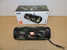 Jbl Flip 5 Portable Waterproof Bluetooth Speaker (Camoflauge)