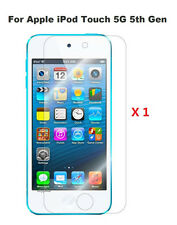 Apple iPod Touch 5 5th - Tempered Glass Premium HD Screen Protector Cover Canada
