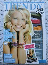 Jewelry Bracelets Kit by TrendiY Art Age 8+ New! Ap19