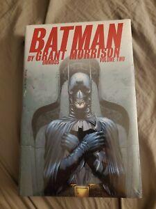 Batman by Grant Morrison Omnibus Volume 2 Hardcover DC Comics