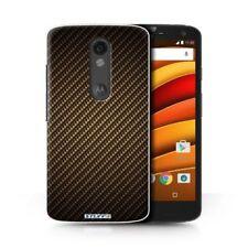 Fundas y carcasas Para Motorola Moto G color principal oro para teléfonos móviles y PDAs Motorola