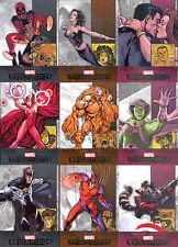 Marvel Beginnings 3 III (2012) - 180 Card Base Set