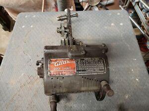 "Atlas Craftsman 10"" 12"" Lathe Threading Quick Change Gear Box"