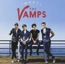 THE VAMPS - MEET THE VAMPS  CD NEW+