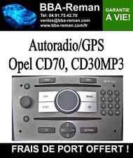 Réparation - Autoradio Lecteur CD Opel CD70 NAVI et CD30MP3