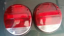 VW Beetle Beetle Beetle Cox Kaefer Lights Feux Rueckleuchte Rear Light USA