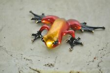 SHOW FROG OF AURORA  Bronze Frog By the Frogman Tim Cotterill SOLD OUT