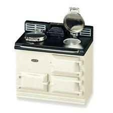 DOLLHOUSE Aga Stove 1.779/6 Reutter Kitchen Beige Miniature NRFB 1:12 gemjane