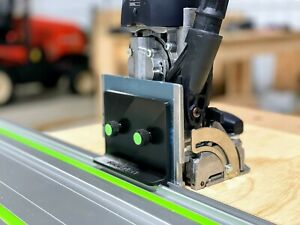 Festool Domino Rail Connector - Connect your DF 500 to Guide Rail
