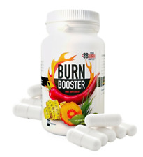 BURNBOOSTER - 60 capsule originali !! BURN BOOSTER