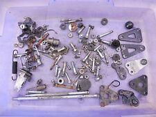 1982 Kawasaki KZ440 KZ 440 K586' misc parts bolts mounts brackets