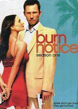 Burn Notice : Season 1 - Brand New - Region 1 - Australian Seller