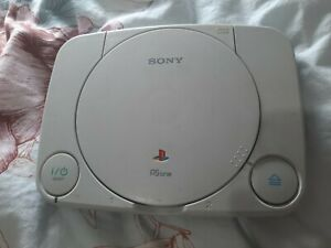 Sony PlayStation 1 PSOne Console NTSC-J (For Parts/Faulty)