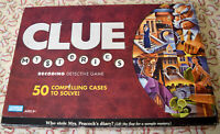 Clue Mysteries Board Game Replacement Parts & Pieces 2005 Parker Bros