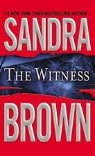 The Witness by Sandra Brown (1996, Paperback, Reprint)