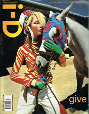 i-D #204 December 2000 THE GIFT Issue ANA CLAUDIA Sam Riley HANNELORE KNUTS @VGC
