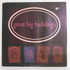 "33T GREAT BIG BUILDINGS Vinyle LP 12"" TWI 904 J. KNIFE B. AROO S. SHINE RARE"