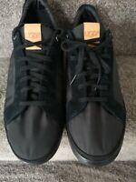 Men's UGG Australia Cali Low MLT Bomber Black Nylon Sneakers Size UK 10 Brand...