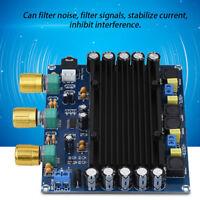 Carte d'amplificateur de puissance audio HiFi Numérique 2 canaux 2x150W 12-24V