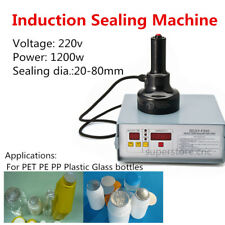 20-80MM Induction Cap Sealing Machine Electromagnetic Honey Glass Bottle Sealer