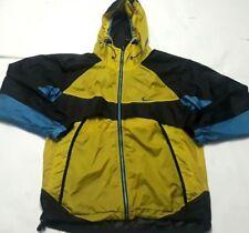 Nike Acg Anorak Windbreaker Mens Medium Packable Hooded Jacket Vtg 90s Rare Og