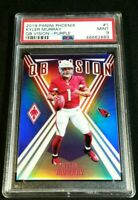 PSA 9 POP 1 KYLER MURRAY RC #D /149 *PURPLE REFRACTOR ROOKIE 2019 Panini Phoenix