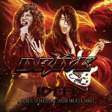 DRIVE - IDEFI - A TRIBUTE TO TAYLOR & CHAVEZ, CD LTD 20TH CENTURY MUSIC 2018 NEW