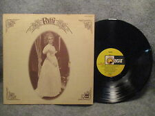 33 RPM LP Record Patti Roberts Self Titled Album 1972 Light Records LS-5609-LP