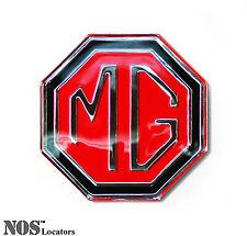 MGB & Midget 1970-72 Octagonal Front Grille Badge NEW