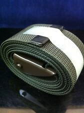 """NEW USGI MILITARY STRAP WEBBING 69"""" OVERALL LENGTH 2"""" w/ BUCKLE PATIENT SECURING"""