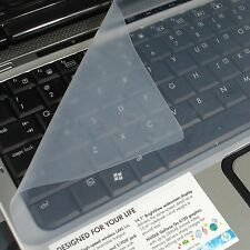 """Pro Waterproof Clear keyboard skin protector cover for 17"""" laptops Hot Sale"""