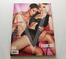 Kate Moss & Rihanna V Magazine #82 Dynamic Duos 2013 New