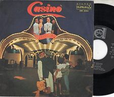 PASSENGERS disco 45 giri MADE in ITALY Casino + Mister mouse 1981
