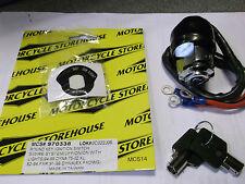 Motocicleta almacén de reemplazo encendido interruptor 1994-1999 dyna/xl/fxr bc21037-T